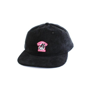 Since 1992 Corduroy Cap (BLACK)