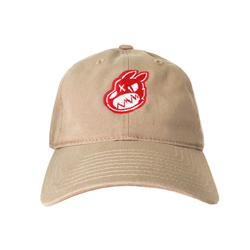 Stencil Logo Dad Hat