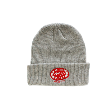 Teeth Logo Merino Wool Beanie