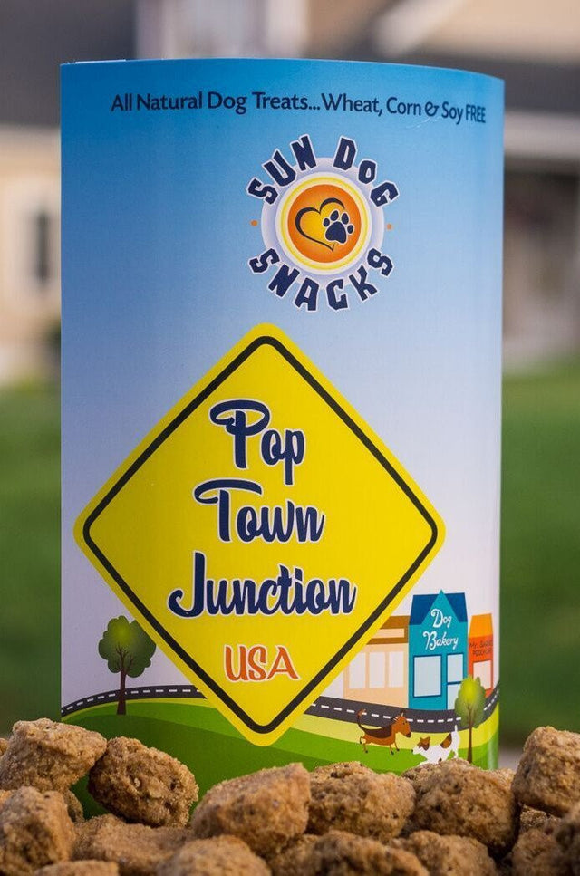 Pop Town Junction USA - 8 oz. (Half Pound)