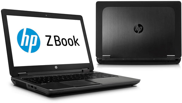 "HP ZBook 15 Mobile Workstation Refurbished 15.6"" Laptop (16 GB RAM)"