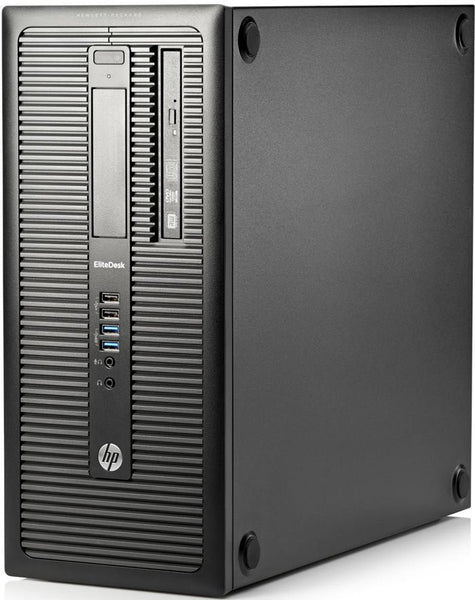 HP EliteDesk 800 G1 Refurbished Desktop (Tower)