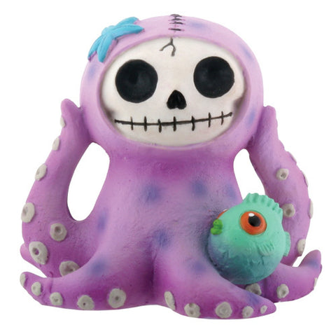 Furrybones Purple Octopee
