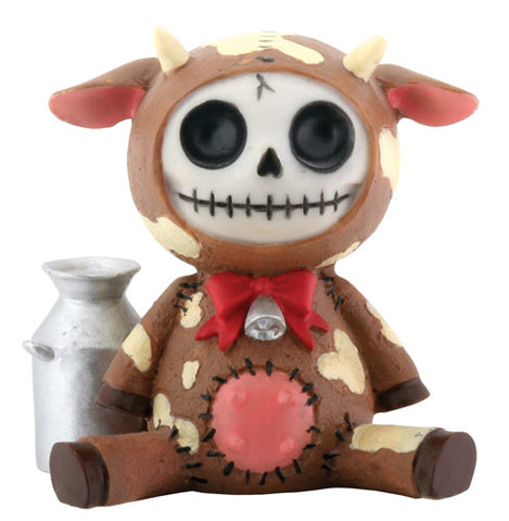 Furrybones Brown Moo Moo