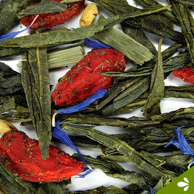 Ceylon Tea with Goji Berry - The Tea Brokers