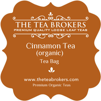 Cinnamon Tea (organic) - The Tea Brokers