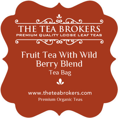 Fruit Tea with Wild Berry - The Tea Brokers
