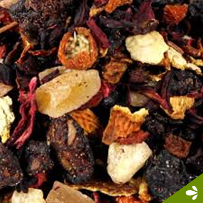 Fruit Tea with Tropical Fruit - The Tea Brokers