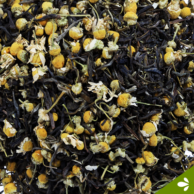 Green Tea with Chamomile - The Tea Brokers