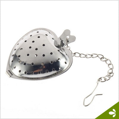 Heart String Tea Infuser - The Tea Brokers