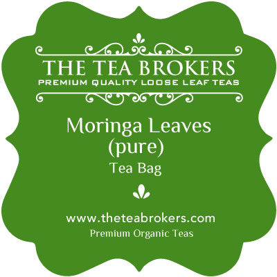 Moringa Leaves Tea - The Tea Brokers