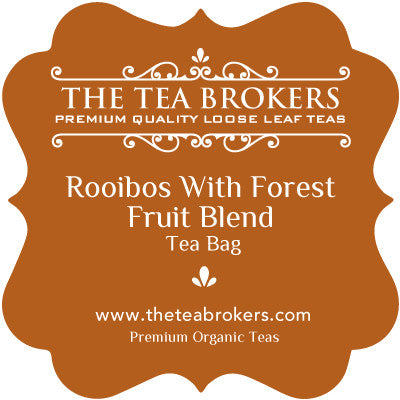 Rooibos with Forest Fruit - The Tea Brokers
