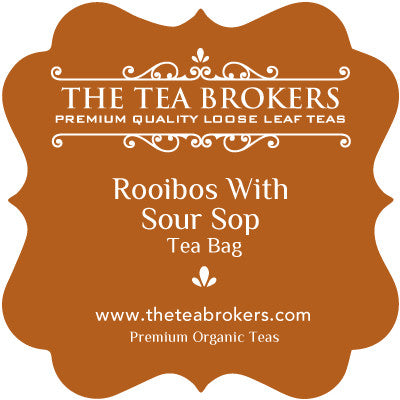 Rooibos with Sour Sop - The Tea Brokers