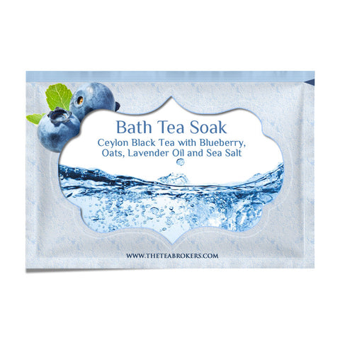 Bath Tea Soaks - The Tea Brokers