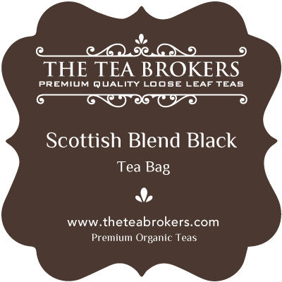 Scottish Blend Black Tea - The Tea Brokers