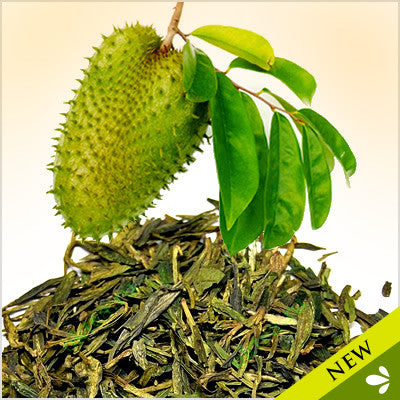 Green Tea with Sour Sop - The Tea Brokers