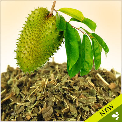 Peppermint Leaves with Sour Sop - The Tea Brokers