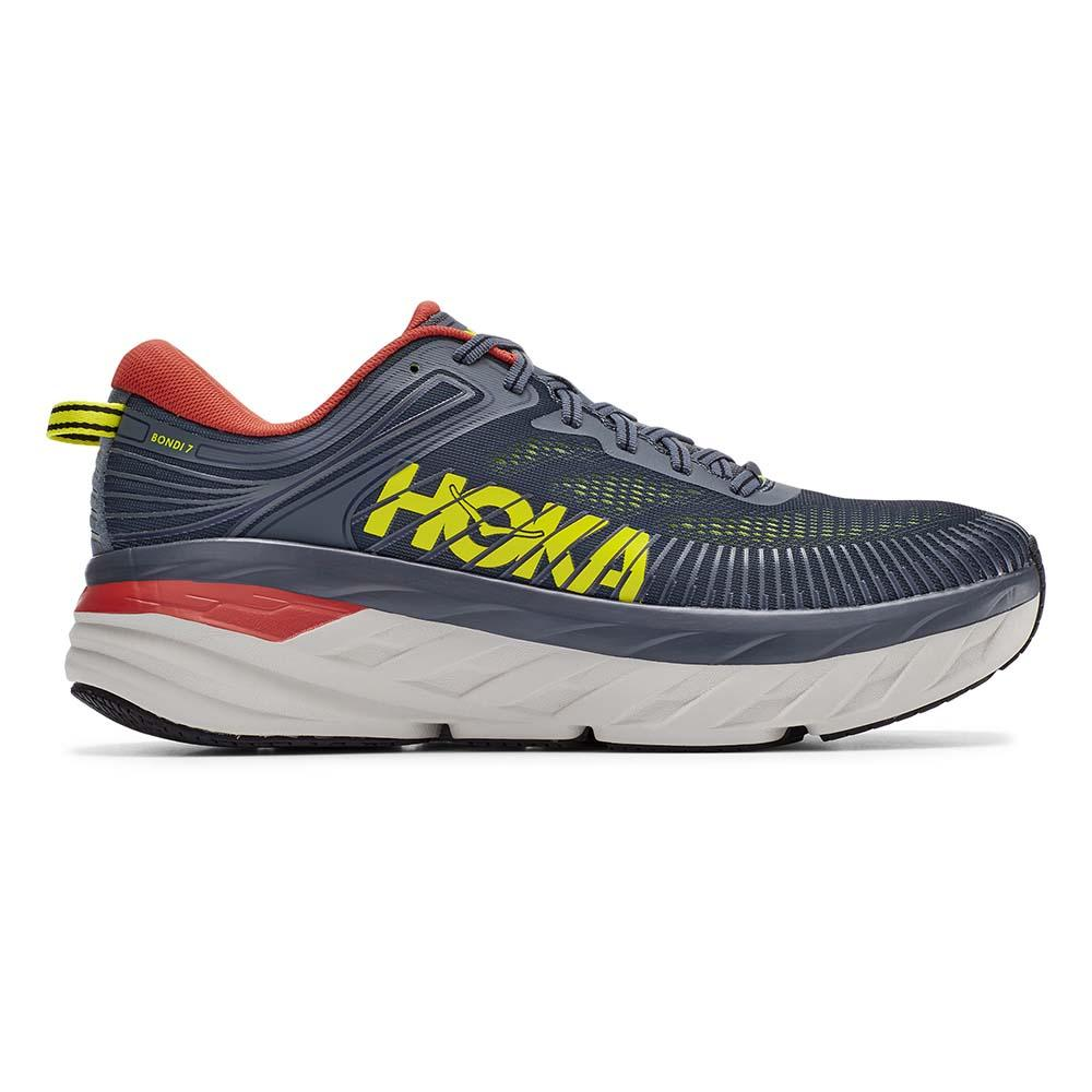 Hoka One One Men's Bondi 7 - BlackToe Running Inc. - Toronto Running Specialty Store