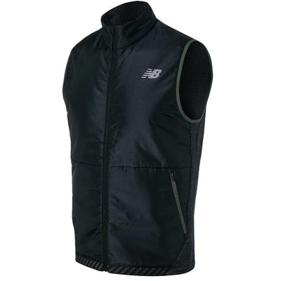 New Balance Men's Heat Grid Vest - BlackToe Running Inc. - Toronto Running Specialty Store