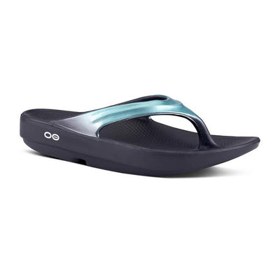 Oofos Oolala Thong - BlackToe Running Inc. - Toronto Running Specialty Store