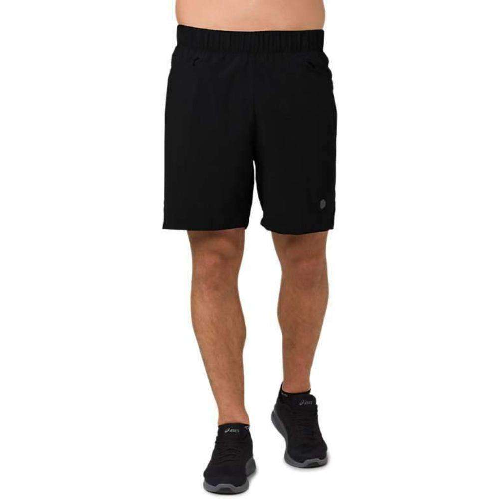 Asics Men's 2-N-1 7inch Shorts - BlackToe Running Inc.