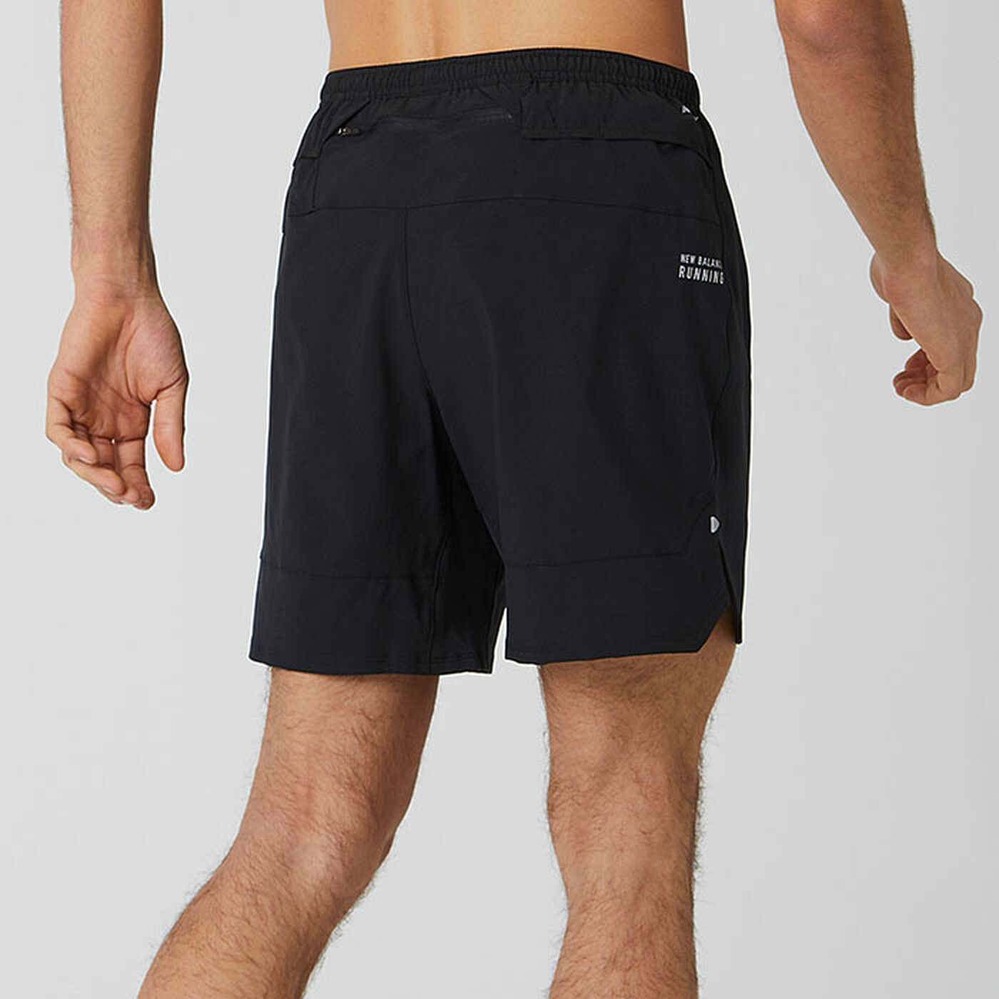 "New Balance Men's Impact Run 7"" Short - BlackToe Running Inc. - Toronto Running Specialty Store"