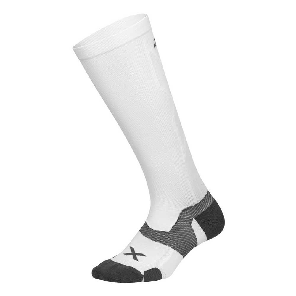 2XU Vector Cushion Compression Socks - BlackToe Running Inc. - Toronto Running Specialty Store