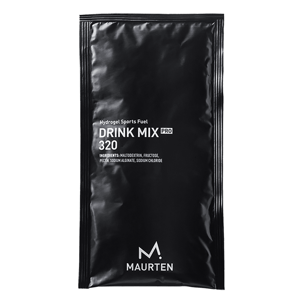 Maurten Drink Mix 320 Single Serving - BlackToe Running Inc. - Toronto Running Specialty Store