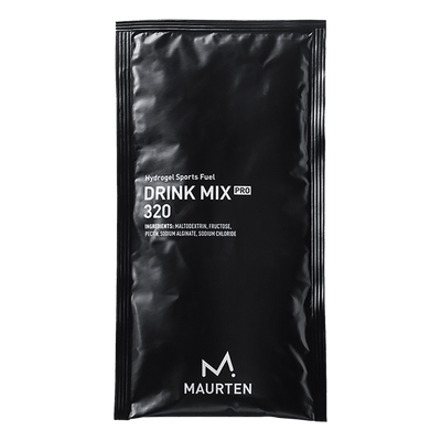 Maurten Drink Mix 320 Single Serving - BlackToe Running Inc.