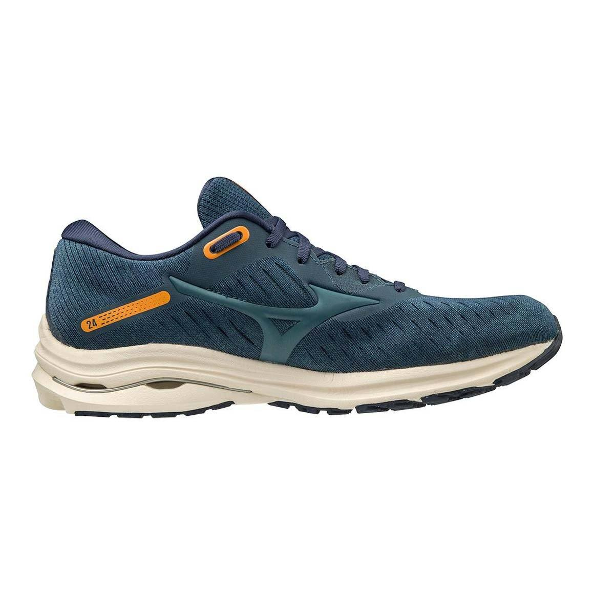 Mizuno Men's Wave Rider 24 - BlackToe Running Inc. - Toronto Running Specialty Store