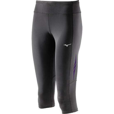 Mizuno Feather 3/4 Tight (w) - BlackToe Running Inc.