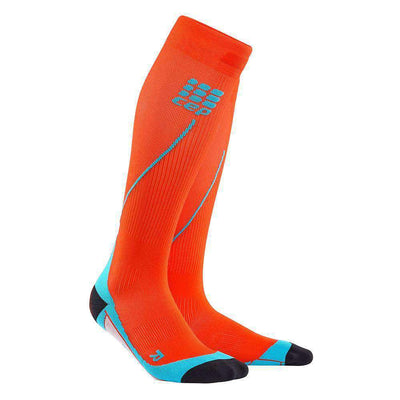 CEP Men's Progressive Compression Run Sock - BlackToe Running Inc.