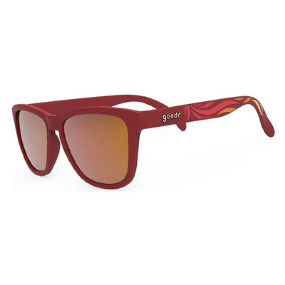 "Goodr OG Sunglasses ""Feather O' The Phoenix"" - BlackToe Running Inc. - Toronto Running Specialty Store"
