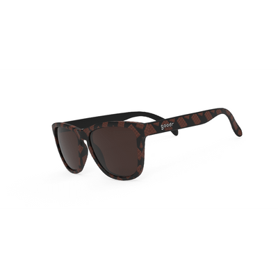 "Goodr OG Sunglasses ""RIP Augustus Gloop"" - BlackToe Running Inc. - Toronto Running Specialty Store"