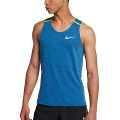 Nike Men's Tailwind Breathe Cool Tank - BlackToe Running Inc. - Toronto Running Specialty Store