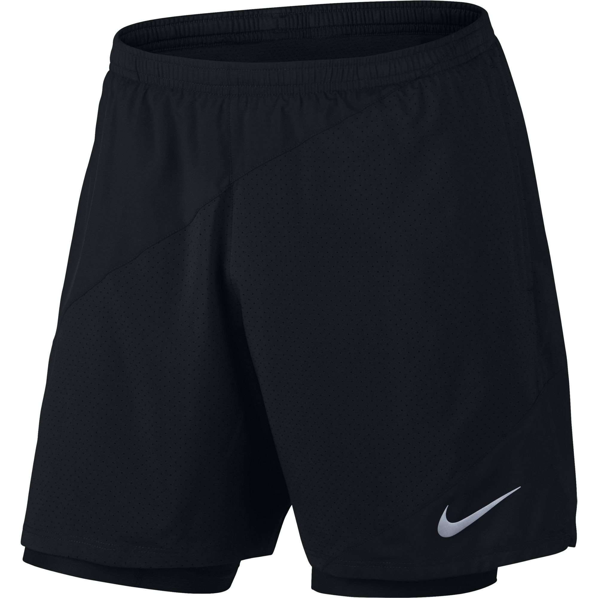 "Men's Nike Flex 2-in-1 7"" Running Short - BlackToe Running Inc. - Toronto Running Specialty Store"
