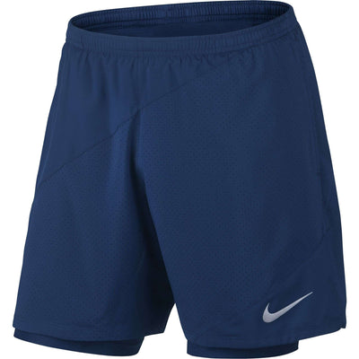 Men's Nike Flex 2-in-1 Running Short - BlackToe Running Inc.