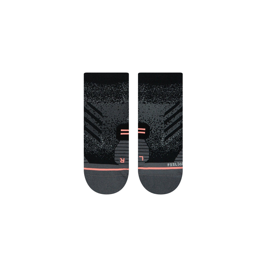 Stance Women's Run - Uncommon Solids - QTR - BlackToe Running Inc. - Toronto Running Specialty Store