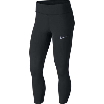 Nike Women's Epic Lux Running Crops - BlackToe Running Inc.