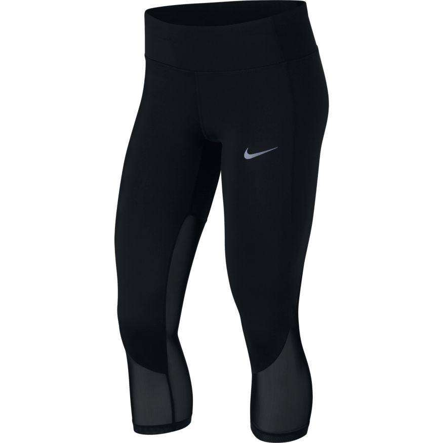 Nike Women's Power Running Crops - BlackToe Running Inc.