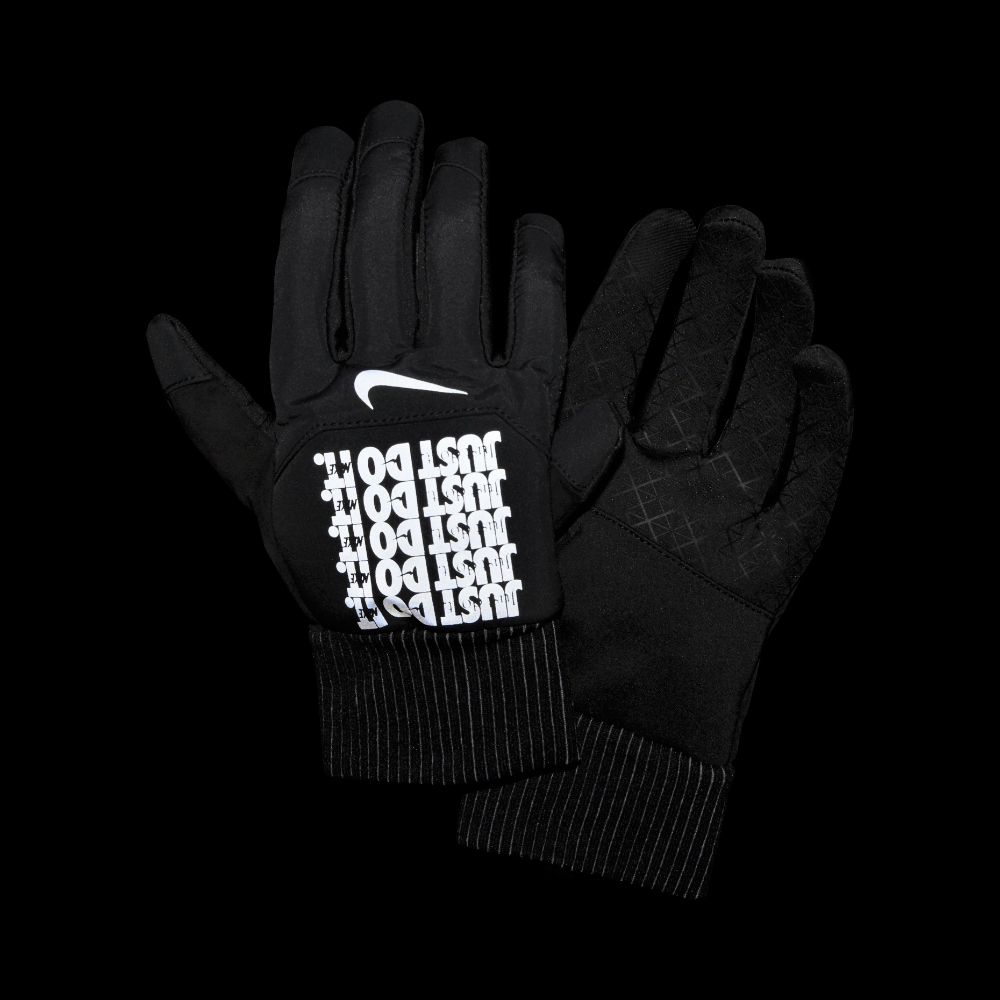 Nike Men's Shield JDI Flash Gloves - BlackToe Running Inc. - Toronto Running Specialty Store