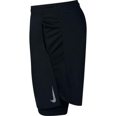 "Nike Men's Challenger Men's 7"" 2-in-1 Running Shorts - BlackToe Running Inc. - Toronto Running Specialty Store"