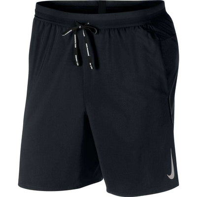 "Nike Men's 7"" Flex Stride Short - BlackToe Running Inc."