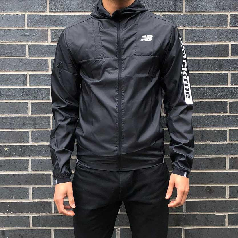 BlackToe Men's NB Light Pack Jacket - BlackToe Running Inc. - Toronto Running Specialty Store