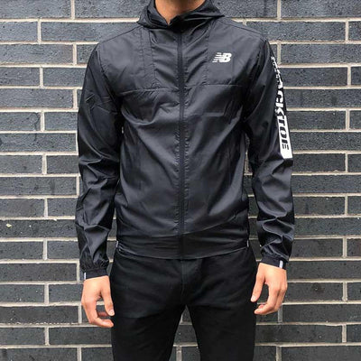 BlackToe Men's NB Light Pack Jacket - BlackToe Running Inc.