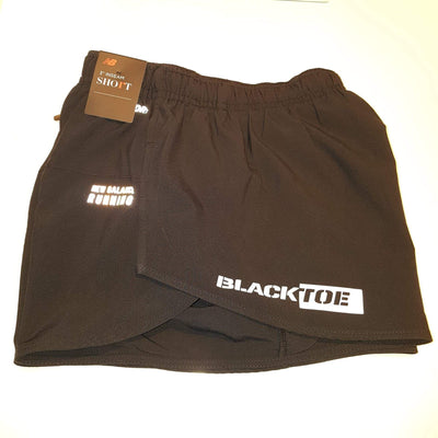 "BlackToe Men's NB 3"" Split Short - BlackToe Running Inc. - Toronto Running Specialty Store"