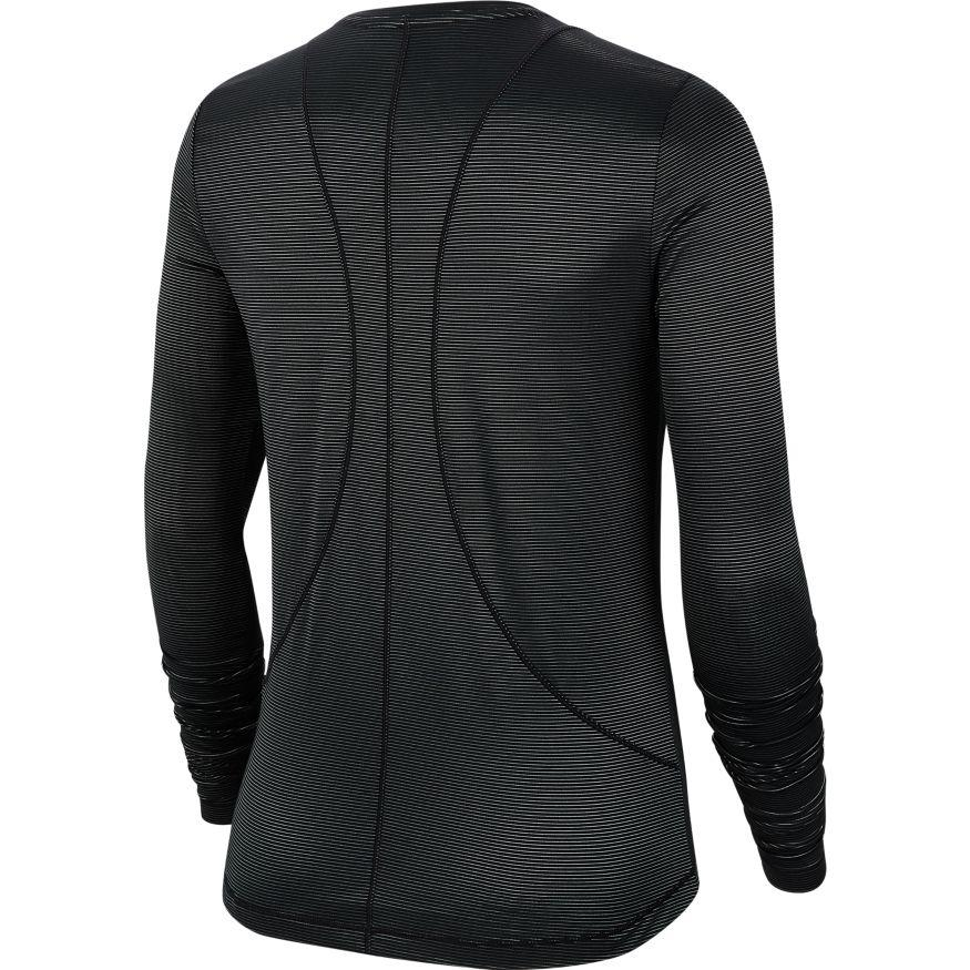 Nike Women's Miler Long-Sleeve Running Top - BlackToe Running Inc. - Toronto Running Specialty Store