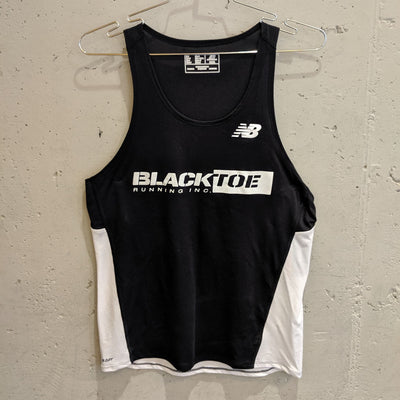 BlackToe Men's NB Teamwear Singlet - BlackToe Running Inc.