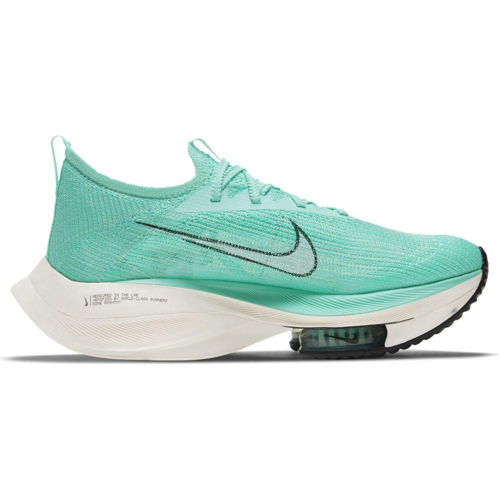 Nike Women's Air Zoom Alphafly Next% - Hyper Turquoise
