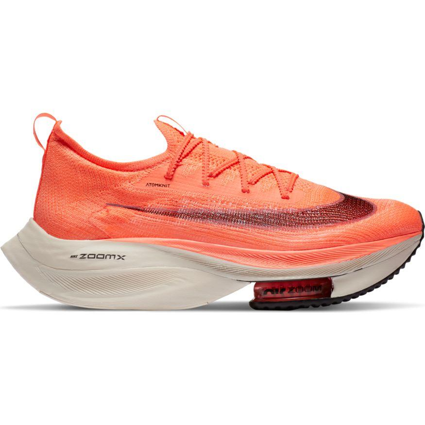 Nike Men's Air Zoom Alphafly Next% - Bright Mango - BlackToe Running Inc. - Toronto Running Specialty Store